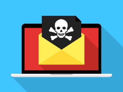 email virus threat