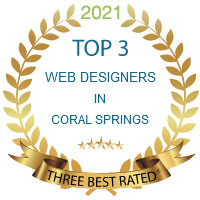 Best Web designers in Coral Springs