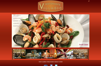 Villagio Restaurants